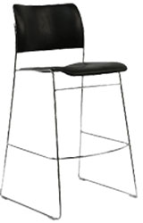 The Patriot-Bar-Counterheight Stacking Chair